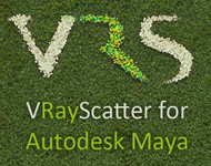 VRayScatter for Maya