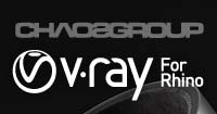 Chaos Group News: V-Ray 2.0 for Rhino Service Pack 1 Now Available