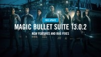 SOFTWARE UPDATE | Magic Bullet Suite 13.0.2