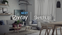 V-RAY NEXT FOR SKETCHUP, UPDATE 2 RELEASED