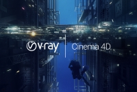 V-RAY FOR CINEMA 4D - NOW COMPATIBLE WITH CINEMA 4D R21