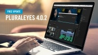 SOFTWARE UPDATE: PluralEyes 4.0.2