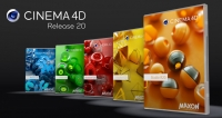 MAXON CINEMA 4D RELEASE 20 AVAILABLE IMMEDIATELY